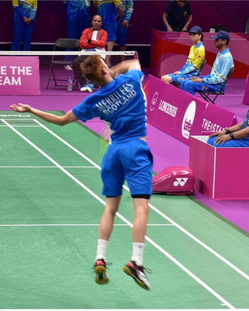 Kieran Merrilees Badminton 3